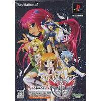 PS2 ギャラクシーエンジェルII ~絶対領域の扉~ デラックスパック PlayStation2