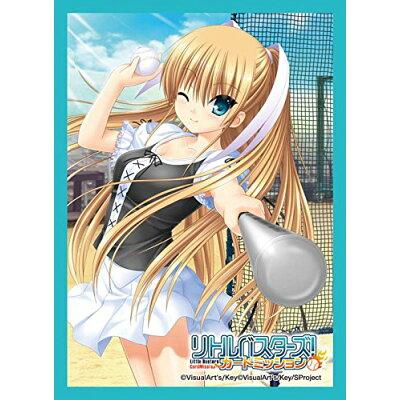 キャラクタースリーブコレクション リトルバスターズ!カードミッション 朱鷺戸 沙耶 パック ブロッコリー