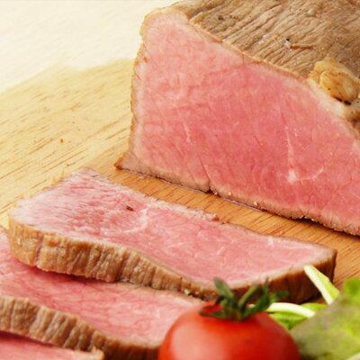 九州高原牛の贅沢ローストビーフ250g やわらかい♪ヘルシーなもも肉使用