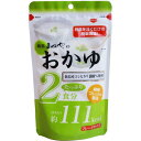 まつや おかゆ 新潟産コシヒカリ100% 2食分 60g