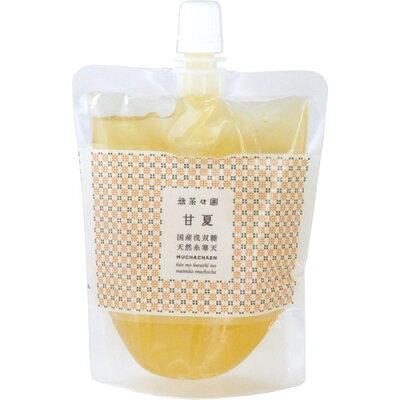 無茶々園 飲む柑橘ゼリー 甘夏(160g)