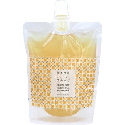 無茶々園 飲む柑橘ゼリー ジューシーフルーツ(160g)