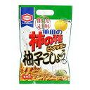 アジカル 亀田の柿の種柚子胡椒限定 120g
