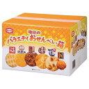 亀田のバラエティおせんべい箱(208g)