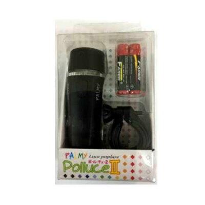 GRK Polluce 2 ポルチェ・ツー ブラック PL-502 148-00017