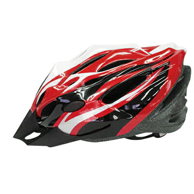 Palmy Sports P.S. Bicycle Helmet レッド M/L PS-MV28 154-00052