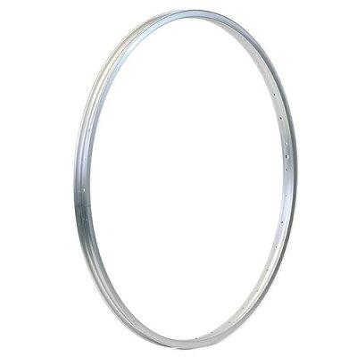 アラヤリム LP-60 アルミリム 27×1 1/4 W/O 509-30003 アルミシルバー