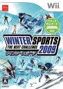 WINTER SPORTS 2009 -THE NEXT CHALLENGE(ウィンタースポーツ 2009 ザ ネクストチャレンジ)/Wii/RVLPRRUJ/A 全年齢対象