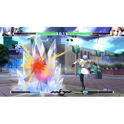 UNDER NIGHT IN-BIRTH Exe:Late cl-r (アンダーナイト インヴァース エクセレイト クレア)/PS4/PLJM16440