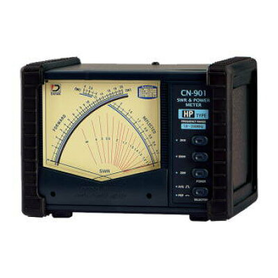 ごCN 901HP ダイワインダストリ 1.8~200MHz SWRパワーメータ CN901HP