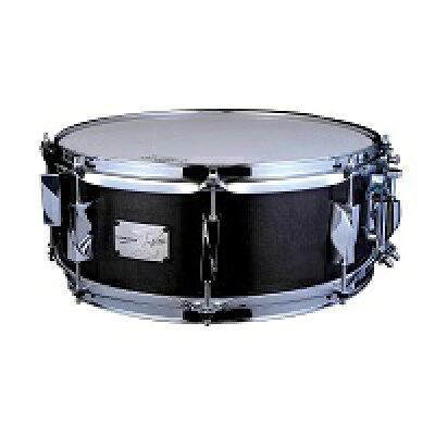CANOPUS カノウプス スネアドラム 刃 YAIBA Maple 5.5x14 Snare Drum Antique Ebony Mat LQ