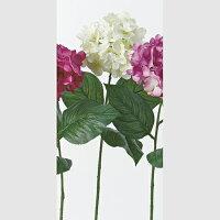 アスカ/A-39586 ハイドランジア #052 ホワイトグリ-ン/A-39586-052 造花 アジサイ ハイドランジア