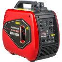 ナカトミ ドリームパワー インバーター発電機 EIVG-1600D