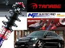 タナベ 車高調 SUSTEC PRO NF NNRF3K ステップワゴン RF3 プロNFキット TANABE サステックプロNF