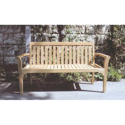 【チーク野外用家具】スタッキングベンチ(37097)