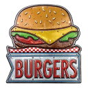 アメリカンサイン ハンバーガー