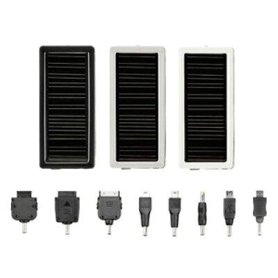 GREEN HOUSE ソーラー充電器 GH-SC1000-8AS