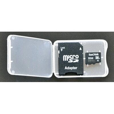 SanDisk microSDHCカード 32GB SDSDQAB-032G-BULK