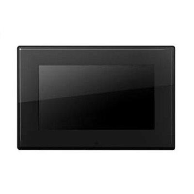 GREEN HOUSE/グリーンハウス 2GBメモリ内蔵7インチ デジタルフォトフレーム ブラック GH-DF7W-BK