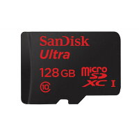 SanDisk 128GB microSDXC UHS-I Class10 SDSQUNC-12