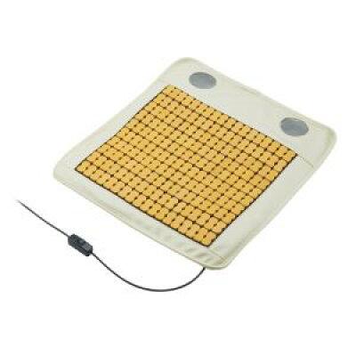 グリーンハウス USBシートクーラー バンブーモデル バンブーホワイト GH-COOLSB-WH