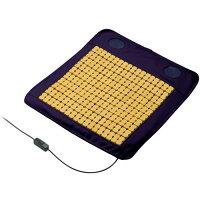グリーンハウス USBシートクーラー バンブーモデル バンブーブルー GH-COOLSB-BL