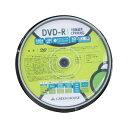グリーンハウス DVD-R CPRM 録画用 1-16倍速 10枚スピンドル GH-DVDRCB10