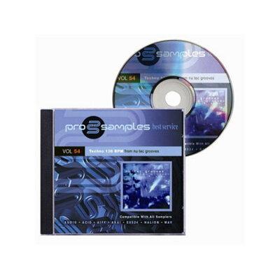 BEST SERVICE ProSamples54 TECHNO 138BPM