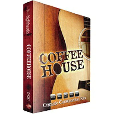 クリプトン・フューチャー〔BIG FISH AUDIO〕 COFFEE HOUSE (コーヒーハウス)