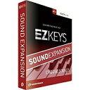 TOONTRACK EZ KEYS SOUND EXPANSION イージー・キー サウンド エクスパンション