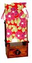 清兵衛 姫鏡台 S4-UK60-46 椿 赤 箱入
