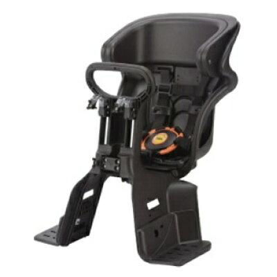 自転車用チャイルドシート 前用 子供乗せ 5点式ベルト FBC-011DX3 ブラック(1個)