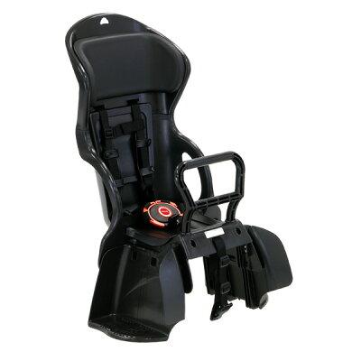 ヘッドレスト付 カジュアル うしろ子供のせ RBC-015 DX ブラック・ブラック(1台)