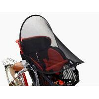 OGK技研 UV-012 Sunshade 前幼児座席用日除けカバー ブラック 210-01650
