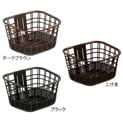 オージーケー OGK FB-039K 籐風 小さめバスケット ブラック 210-00213