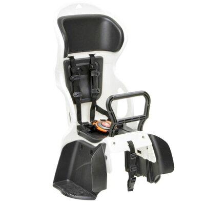OGK技研 ヘッドレスト付カジュアルうしろ子供のせ 限定カラー 白・黒 RBC-015DX 210-01217