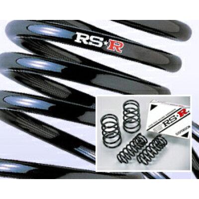 RS-R ローダウンサスペンション T962D トヨタ GRS214 クラウン(アスリートS)用 ダウン量 F 15~10mm R 10~5mm