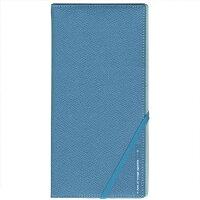 CO TPケース・皮革調R Lブルー (1)20×10cm