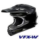 SHOEI ショウエイ オフロードヘルメット VFX-W ブイエフエックス-ダブリュー ブラック ヘルメット サイズ:L