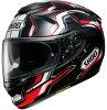 SHOEI ショウエイ フルフェイスヘルメット GT-Air BOUNCE ジーティー-エアー バウンス RED BLACK ヘルメット サイズ:XXL 63cm