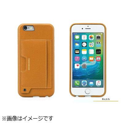 チューンウェア Tチューンコクーン v2 iPhone 6s/6 キャメル TUN-PH-000417(1コ入)