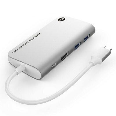 TUNEWEAR Almighty Dock CS1 960GB USB-C ドッキングステーション