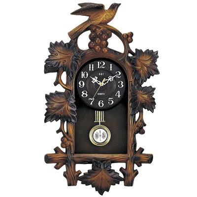 東出漆器 ニューキング鳩時計 正時打 1801