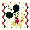 ディズニーうつし金蒔絵シールモダンペットディズニー ミッキーGSD-2597
