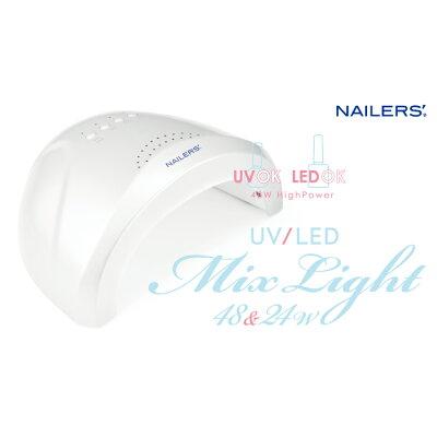 UV/LED ミックスライト ULM-1 ビューティーネイラーUVライト LEDライト ジェルネイルライト
