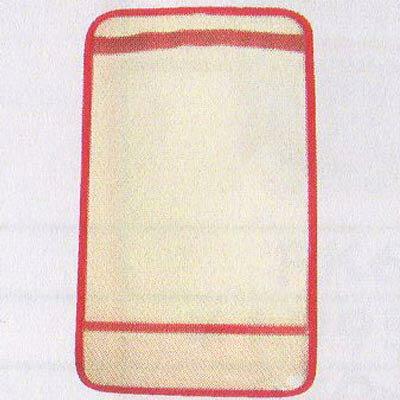 透明かぶせカバーL アカ (RT-1502) ランドセルをまもるちゃん
