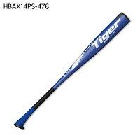 美津和タイガーMi-SUWA TIGER 野球 軟式用バット 少年軟式レボルタイガー HBAX14PS-476