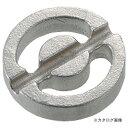 浅野金属工業 ワイヤーブラケット 自在クリップC型 φ4