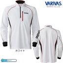 モーリス クールマックスジップシャツ VAZS-20 ホワイト M