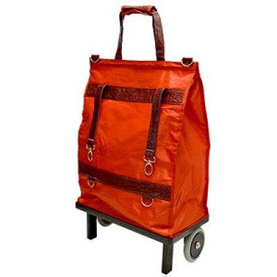 オーロラ 折りたたみ ローリングショッピングバッグ 折り畳み式のショッピングキャリーカート